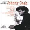 Now Here's Johnny Cash ジャケット写真