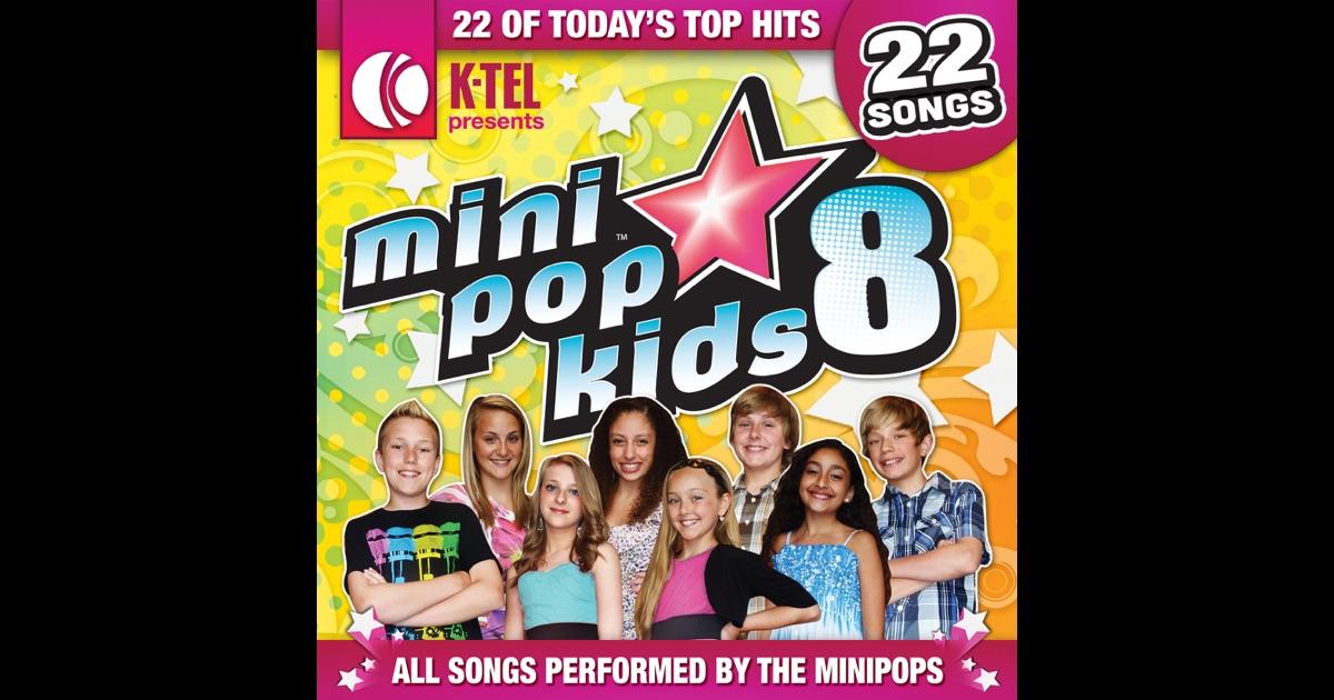 Mini Pop Kids 8 By Minipop Kids On Apple Music