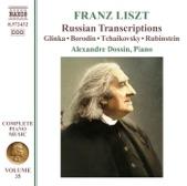 Alexandre Dossin - 2 Melodies russes, S250/R102: No. 1. Le rossignol, air russe d'Alabieff