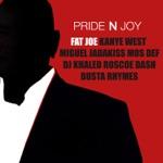 songs like Pride n Joy (feat. Kanye West, Miguel, Roscoe Dash, Busta Rhymes, Mos Def, DJ Khaled, Jadakiss)