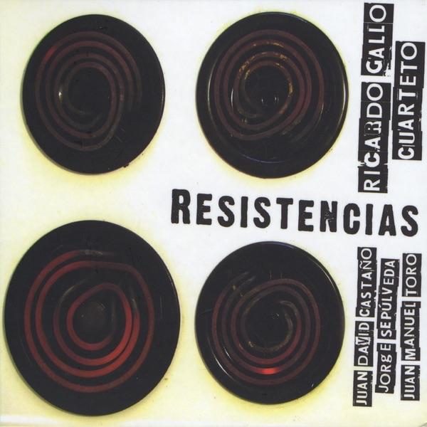 Resistencias Ricardo Gallo CD cover