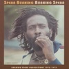 Spear Burning Burning Spear ジャケット写真