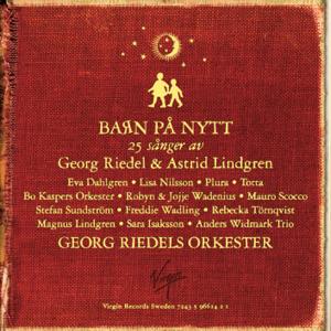 Georg Riedel & Anders Widmark Trio - Här kommer pippi långstrump