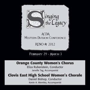 Daniel Bishop, Kevin Memley & Clovis East High School Women's Chorale - I Thank You God