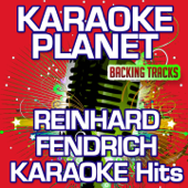 Vü schöner is des G'fühl (Live) [Karaoke Version] [Originally Performed by Rainhard Fendrich]
