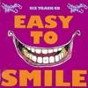 Easy to Smile ジャケット写真