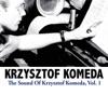 The Sound of Krzysztof Komeda, Vol. 1 - EP ジャケット写真