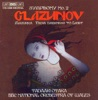 Glazunov: Symphony No. 2 - Mazurka - from Darkness to Light, Tadaaki Otaka & BBC National Orchestra of Wales