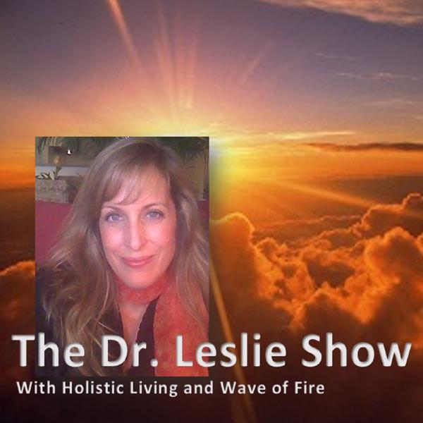 The Dr Leslie Show with E.V.E Consciousness