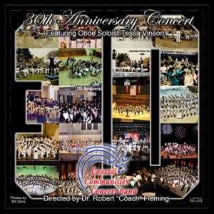 "Coastal Communities Concert Band & Dr. Robert ""Coach"" Fleming - Gabriel's Oboe (Live)"