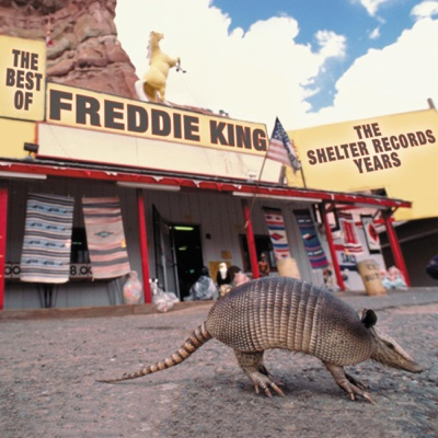 The Best of Freddie King: The Shelter Records Years - Freddie King album