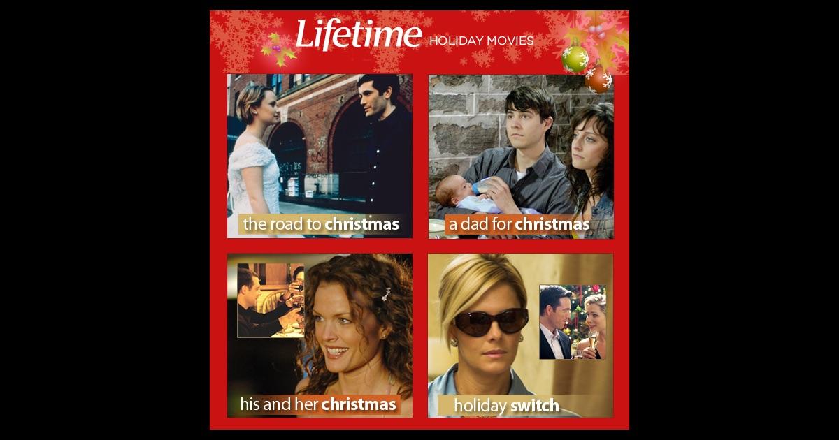 lifetime christmas movies