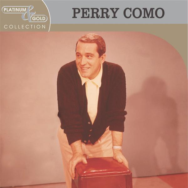 Perry Como Christmas.Platinum Gold Collection Perry Como Album Cover By Perry Como
