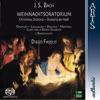 Bach: Weihnachtsoratorium, Coro Della Radio Svizzera - Lugano, Diego Fasolis & I Barocchisti