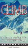 The Climb (Unabridged) audiobook