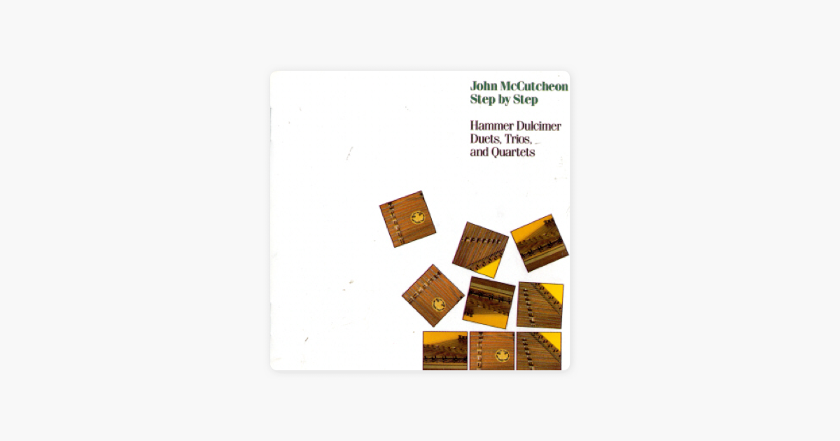 Step by Step by John McCutcheon on iTunes
