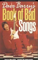 Dave Barry's Book of Bad Songs (Abridged Nonfiction) audiobook