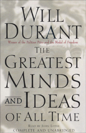 The Greatest Minds and Ideas of All Time (Unabridged) audiobook