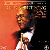 La Vie En Rose (Single)-Louis Armstrong