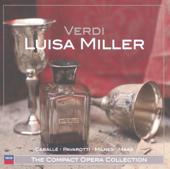 Verdi: Luisa Miller-Luciano Pavarotti, Montserrat Caballé, National Philharmonic Orchestra, Peter Maag & Sherrill Milnes