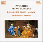 Haydn (Jeno Jando) - Piano Sonata No.59 in Es-dur (Hob.XVI-49) - I. Allegro