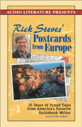 Rick Steves' Postcards from Europe: Travel Tales from America's Favorite Guidebook Writer (Unabridged) [Unabridged Nonfiction]