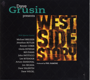 Dave Grusin - Dave Grusin Presents West Side Story