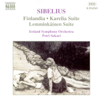 Sibelius: Finlandia - Karelia Suite - Lemminkäinen Suite - Jean Sibelius & Sibelius - Iceland Symphony Orchestra - Petri Sakari