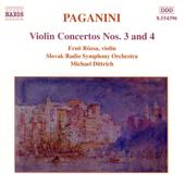 Violin Concertos Nos.3 And 4