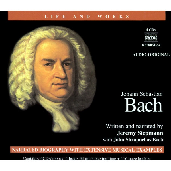 the life and music of johann sebastian bach Johann sebastian bach (1685 -1750) lecture description music lovers generally regard js bach as the greatest of early 18 th century composers in fact, he is so important in the history of music that we close down the baroque period with his death in 1750.