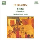 Alexander Paley - 12 Études, Op. 8: No. 3, Tempestoso