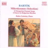 Balazs Szokolay - Allegro barbaro, BB 63