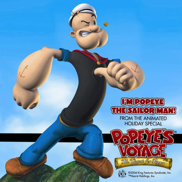I M Popeye The Sailor Man Single By Mark Mothersbaugh On Apple Music