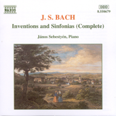 Inventions: No. 13 in A Minor, BWV 784