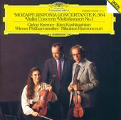 Mozart: Sinfonia Concertante K. 364, Violin Concerto No. 1
