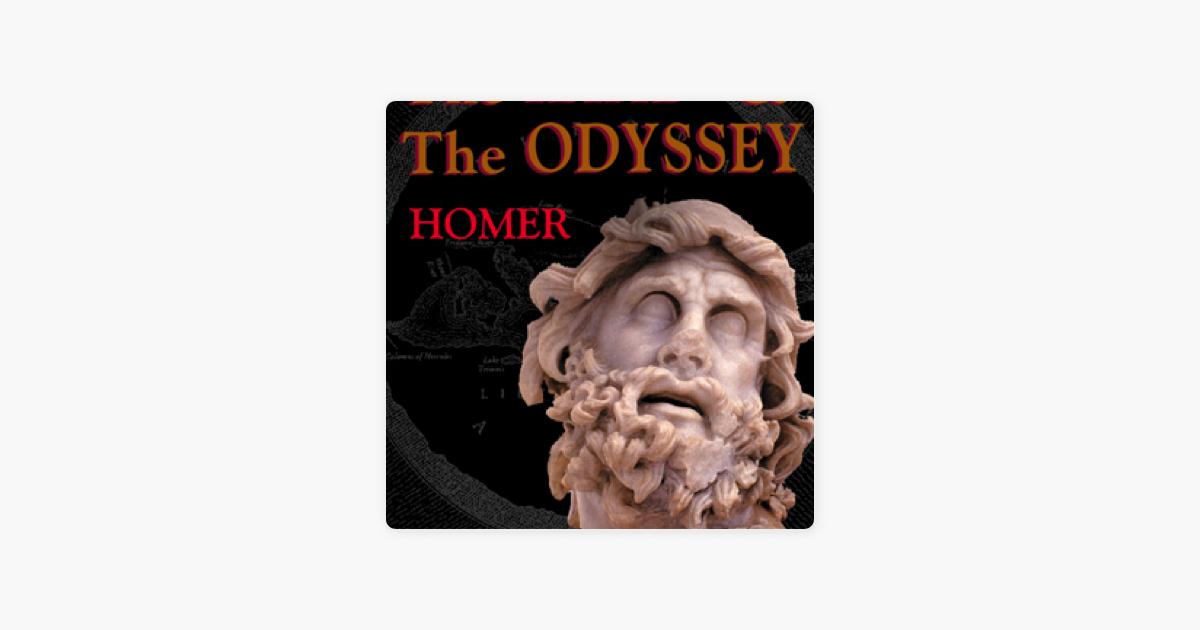 The Iliad & The Odyssey (Unabridged) - Homer