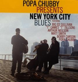 Popa chubby new york city blues