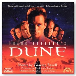 Dune Soundtrack From The Motion Picture By Graeme Revell
