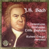 Richard Troeger - Inventions No. 33 to 42, BWV 791 - BWV 801