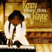 "Kenny ""Blues Boss"" Wayne - Mean Streak"