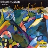 David Russell - Sonatina: I. Allegretto