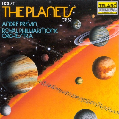 Holst: The Planets - André Previn, Brighton Festival Chorus & Royal Philharmonic Orchestra album