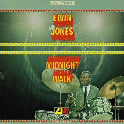 Midnight Walk - Elvin Jones