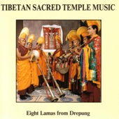 Eight Lamas From Drepung - Invoking The Spirit Of KindnessThrough Sound