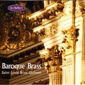 St. Louis Brass Quintet - Albinoni: Sonata in C Grave