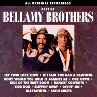 Bellamy Brothers - Let Your Love Flow artwork