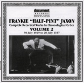 Frankie 'Half-Pint' Jaxon - My Baby's Hot (Can't You Understand)