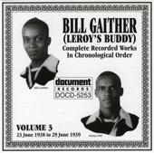 Bill Gaither Vol. 3 1938-1939