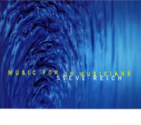 Steve Reich Ensemble - Music for 18 Musicians artwork