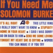 Solomon Burke - Home In Your Heart
